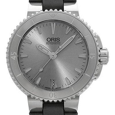 Oris Aquis Date - 01 733 7652 4141-07 5 18 14FC