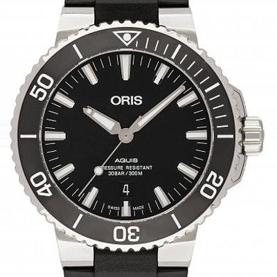 Oris Aquis Date - 01 733 7730 4154-07 4 24 64EB