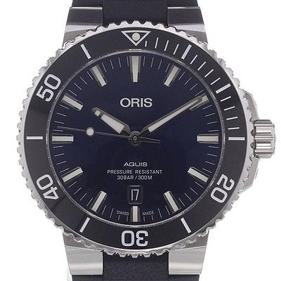 Oris Aquis Date - 01 733 7730 4135-07 4 24 64EB