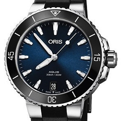 Oris Aquis Date - 01 733 7731 4135-07 4 18 64FC
