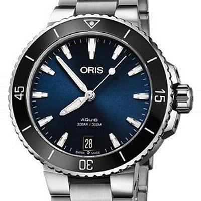 Oris Aquis Date - 01 733 7731 4135-07 8 18 05P