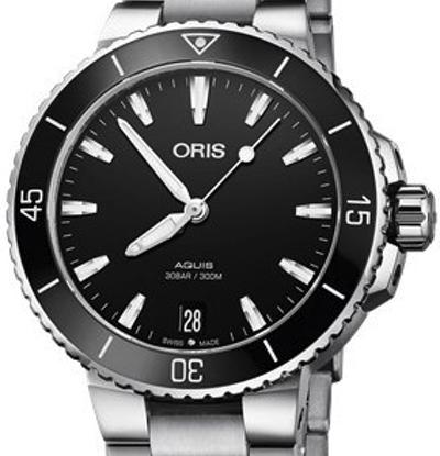 Oris Aquis Date - 01 733 7731 4154-07 8 18 05P