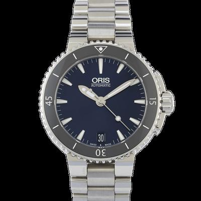 Oris Aquis Date - 01 733 7652 4135-07 8 18 01P
