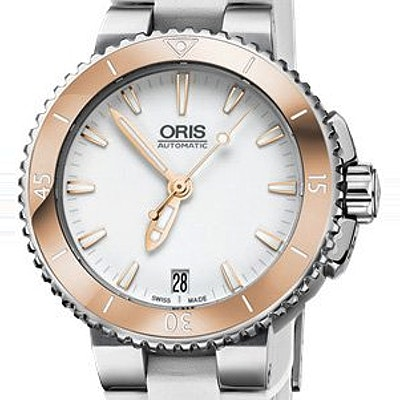 Oris Aquis Date - 01 733 7652 4356-07 4 18 31