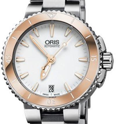 Oris Aquis Date - 01 733 7652 4356-07 8 18 01P