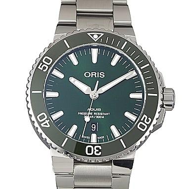 Oris Aquis Date - 01 733 7730 4157-07 8 24 05PEB