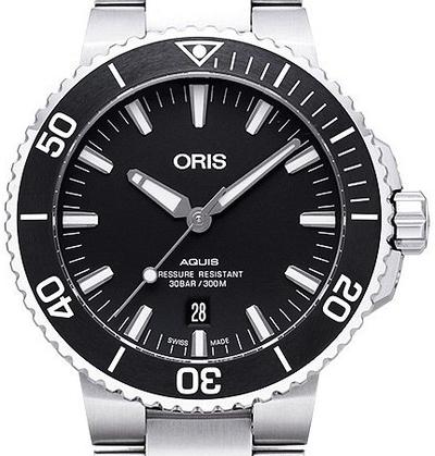 Oris Aquis Date - 01 733 7730 4124-07 8 24 05EB