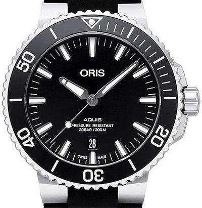 Oris Aquis Date - 01 733 7730 4134-07 4 24 64EB
