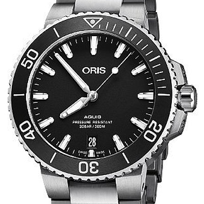 Oris Aquis Date - 01 733 7732 4124-07 8 21 05EB
