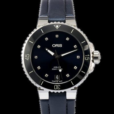 Oris Aquis Date Diamonds - 01 733 7731 4195-07 5 18 46FC