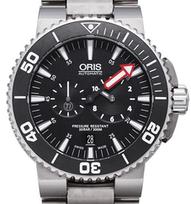 Oris Aquis Regulateur - 01 749 7677 7154-Set