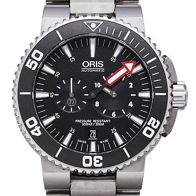 Oris Aquis Regulateur - 01 749 7677 7154-Set