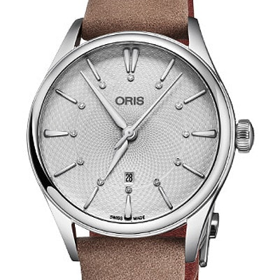 Oris Artelier Date Diamonds - 01 561 7724 4051-07 5 17 33FC