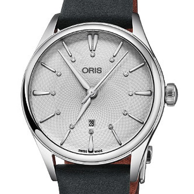 Oris Artelier Date Diamonds - 01 561 7724 4051-07 5 17 34FC