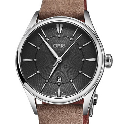 Oris Artelier Date Diamonds - 01 561 7724 4053-07 5 17 33FC