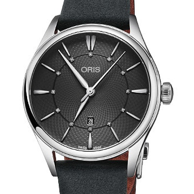 Oris Artelier Date Diamonds - 01 561 7724 4053-07 5 17 34FC