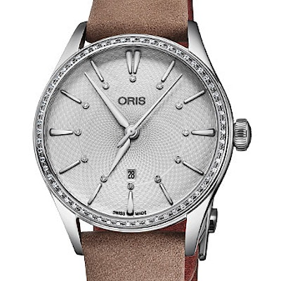 Oris Artelier Date Diamonds - 01 561 7724 4951-07 5 17 33FC