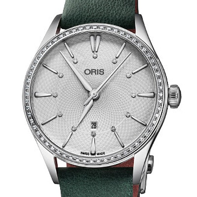 Oris Artelier Date Diamonds - 01 561 7724 4951-07 5 17 35FC