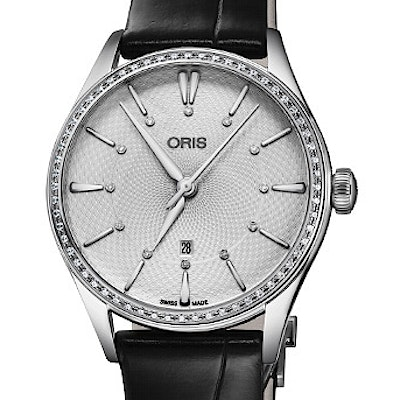 Oris Artelier Date Diamonds - 01 561 7724 4951-07 5 17 64FC