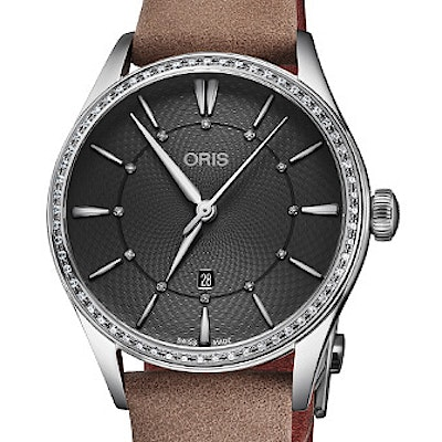 Oris Artelier Date Diamonds - 01 561 7724 4953-07 5 17 33FC