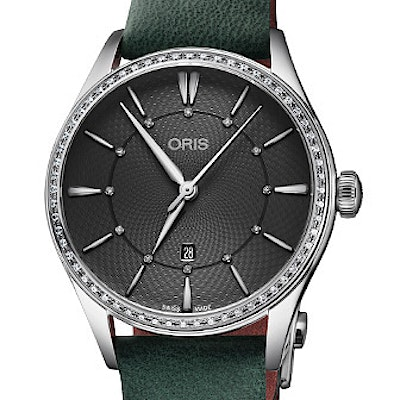 Oris Artelier Date Diamonds - 01 561 7724 4953-07 5 17 35FC