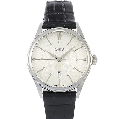 Oris Artelier Date Diamonds - 01 561 7724 4051-07 5 17 64FC