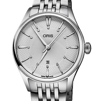 Oris Artelier Date Diamonds - 01 561 7724 4051-07 8 17 79