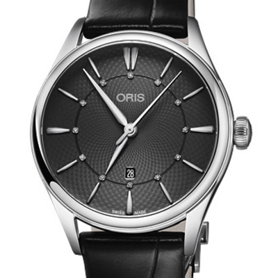 Oris Artelier Date Diamonds - 01 561 7724 4053-07 5 17 64FC