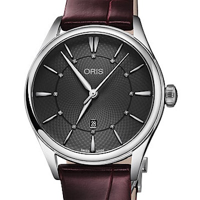 Oris Artelier Date Diamonds - 01 561 7724 4053-07 5 17 63FC