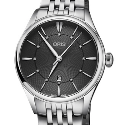 Oris Artelier Date Diamonds - 01 561 7724 4053-07 8 17 79
