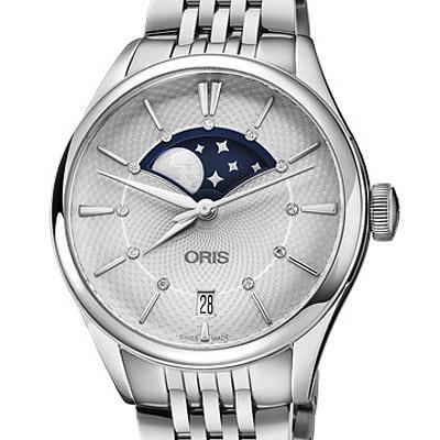 Oris Artelier Grande Lune Date - 01 763 7723 4051-07 8 18 79