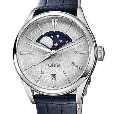 Oris Artelier Grande Lune Date - 01 763 7723 4051-07 5 18 66FC