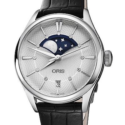 Oris Artelier Grande Lune Date - 01 763 7723 4051-07 5 18 64FC