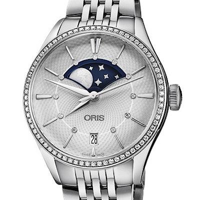 Oris Artelier Grande Lune Date - 01 763 7723 4951-07 8 18 79