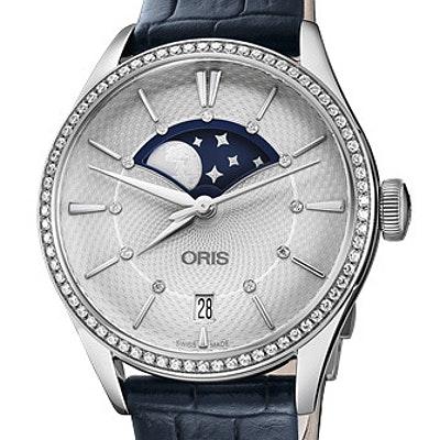 Oris Artelier Grande Lune Date - 01 763 7723 4951-07 5 18 66FC