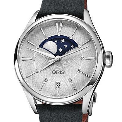 Oris Artelier Grande Lune Date - 01 763 7723 4051-07 5 18 34FC
