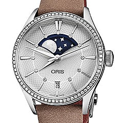 Oris Artelier Grande Lune Date Diamonds - 01 763 7723 4951-07 5 18 33FC