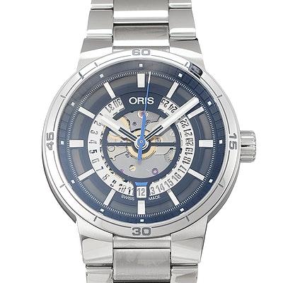 Oris TT1 Engine Date - 01 733 7752 4124-07 8 24 08