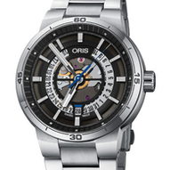 Oris TT1 Engine Date - 01 733 7752 4124-07 8 24 08