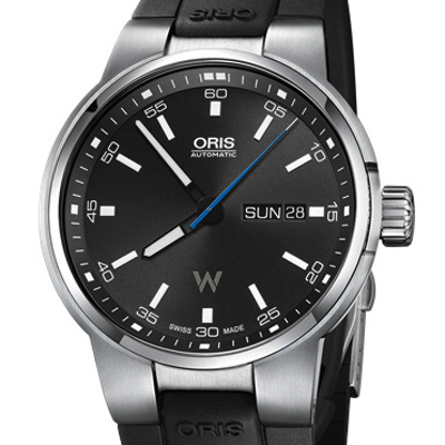 Oris Williams Day Date - 01 735 7740 4154-07 4 24 54FC