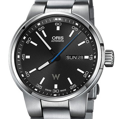 Oris Williams Day Date - 01 735 7740 4154-07 8 24 50S