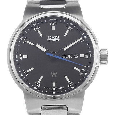 Oris Williams Day Date - 01 735 7716 4154-07 8 24 50
