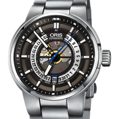 Oris Williams Engine Date - 01 733 7740 4154-07 8 24 50S