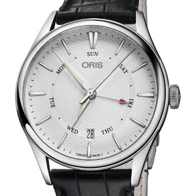 Oris Artelier Pointer Day Date - 01 755 7742 4051-07 5 21 64FC