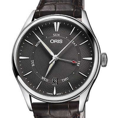 Oris Artelier Pointer Day Date - 01 755 7742 4053-07 5 21 65FC