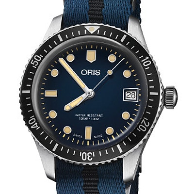Oris Divers Sixty-Five - 01 733 7747 4055-07 5 17 28