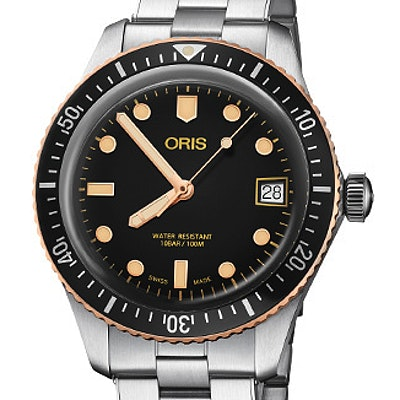 Oris Divers Sixty-Five - 01 733 7747 4354-07 8 17 18