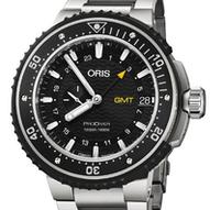 Oris ProDiver GMT - 01 748 7748 7154-07 8 26 74PEB