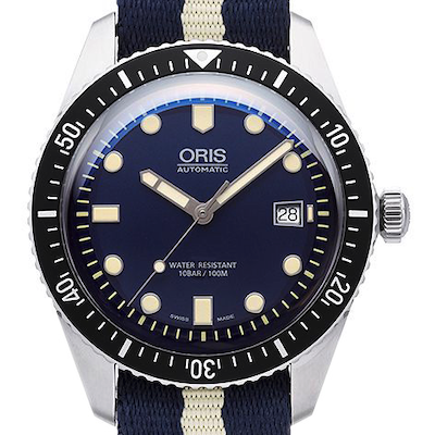 Oris Divers Sixty-Five - 01 733 7720 4055-07 5 21 29FC