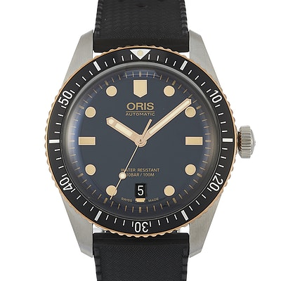 Oris Divers Sixty-Five - 01 733 7707 4354-07 4 20 18